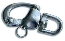 Snap Shackle with Swivel Eye